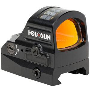 Holosun – Kolimator HS507C V2 Micro Red Dot – Solar Panel
