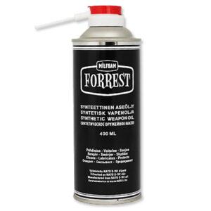 Milfoam – Syntetyczny olej do czyszczenia broni Forrest – 400 ml