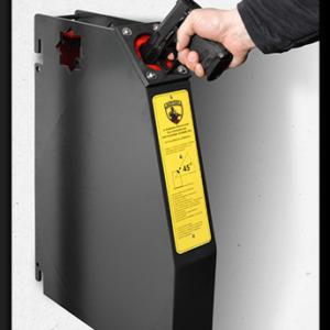 Bullet Trap Urządzenie do kontroli bezpiecznego załadowania i rozładowania broni.