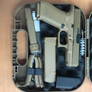 Glock 19 X Coyote kal. 9x19mm