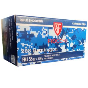 Amunicja Fiocchi FMJ 223REM 55gr