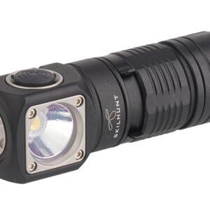 SkilHunt – Latarka LED/czołówka H04R RC High CRI z akumulatorem