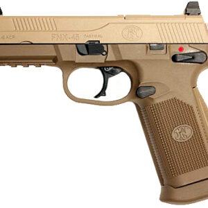 Pistolet FN FNX-45 Tactical FDE kal. 45ACP