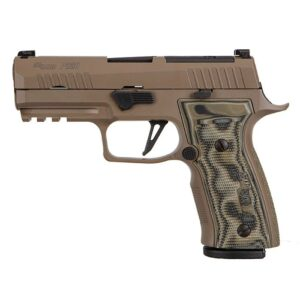 Pistolet Sig Sauer P320 AXG Scorpion kal. 9×19