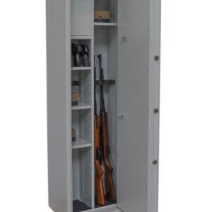 Szafa na broń COMBO STANDARD 5P