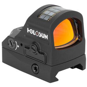 Holosun – Kolimator HS407C X2 Micro Red Dot – Solar Panel