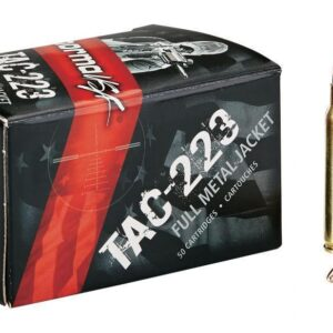 Amunicja Norma TAC-223 FMJ 55gr