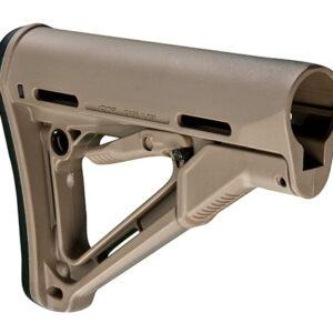 Magpul – Kolba CTR Stock do AR/M4 – Mil-Spec – FDE – MAG310-FDE