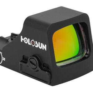 Holosun – Kolimator HS507K X2 Open Reflex SubCompact Pistol Sight