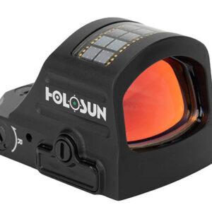 Holosun – Kolimator HE507C-GR X2 Elite Micro Green Dot – Solar Panel