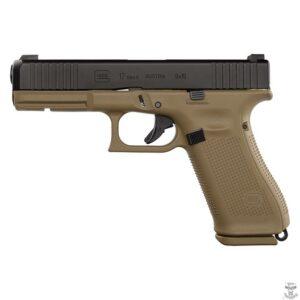 Pistolet Glock 17 GEN 5 FR / 9 PARA kal. 9x19mm