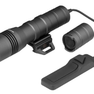 Opsmen – Latarka taktyczna na broń FAST 502R-BK – Czarny – Picatinny