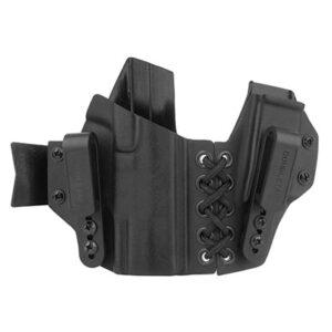 DOUBLETAP GEAR – Kydex Appendix Elastic IWB z ładownicą Walther P99