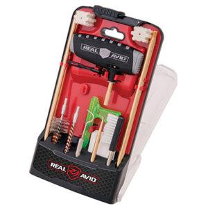 Real Avid – Zestaw Gun Boss Pro – AR15 Cleaning Kit – AVGBPROAR15