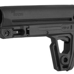 IMI Defense – Kolba TS2 Tactical Stock – Mil-Spec – Czarna – IMI-ZS107