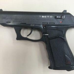 Pistolet H&K P9S kal. 9×19