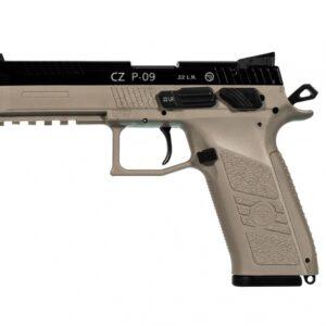 Pistolet CZ P-09 KADET Urban Grey kal. 22LR