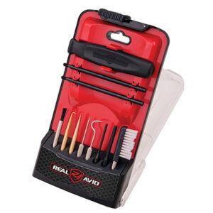 Real Avid – Zestaw Gun Boss Pro – Precision Cleaning Tools -AVGBPROPCT