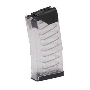 Lancer – L5AWM 20 Magazine – 5.56x45mm/.223 – Translucent Clear