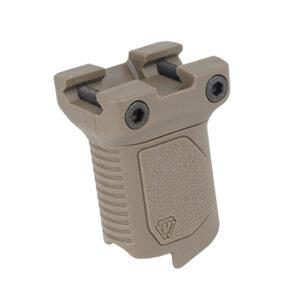 Strike Industries – Angled Vertical Grip – SI-AR-CMAG-RAIL-S-FDE