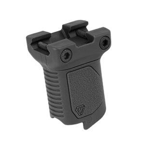 Strike Industries – Angled Vertical Grip – SI-AR-CMAG-RAIL-S-BK