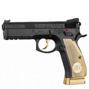 Pistolet CZ 75 SP-01 Shadow – 85th Anniversary Edition
