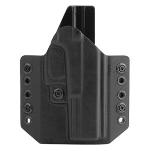 DOUBLETAP GEAR – Kabura Zewnętrzna OWB do Glock 17 – Czarna