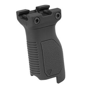 Strike Industries – Angled Vertical Grip – Long – SI-AR-CMAG-RAIL-L-BK